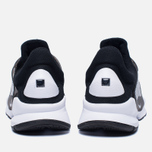 Мужские кроссовки Nike Sock Dart SE Black/White фото- 3