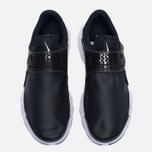 Мужские кроссовки Nike Sock Dart SE Black/White фото- 4