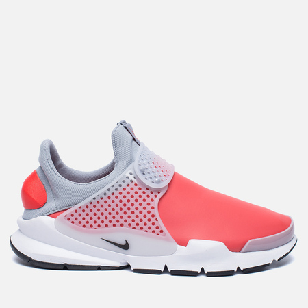 Мужские кроссовки Nike Sock Dart SE Max Orange/Black/Wolf Grey