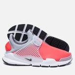 Мужские кроссовки Nike Sock Dart SE Max Orange/Black/Wolf Grey фото- 1