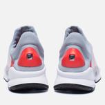 Мужские кроссовки Nike Sock Dart SE Max Orange/Black/Wolf Grey фото- 3
