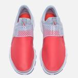 Мужские кроссовки Nike Sock Dart SE Max Orange/Black/Wolf Grey фото- 4
