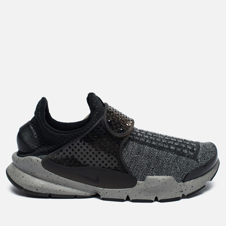 Кроссовки Nike Sock Dart SE Premium Black/White/University Red/Dust