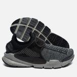 Кроссовки Nike Sock Dart SE Premium Black/White/University Red/Dust фото- 1