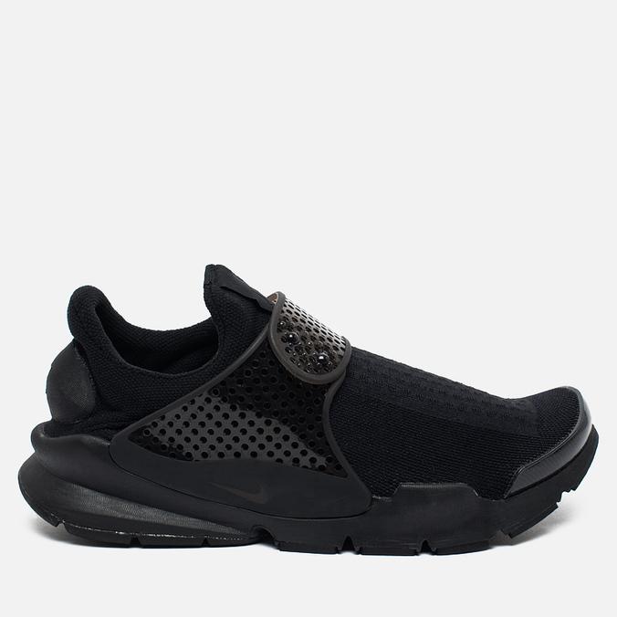 Мужские кроссовки Nike Sock Dart Triple Black