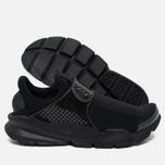 Мужские кроссовки Nike Sock Dart Triple Black фото- 1