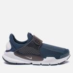 Мужские кроссовки Nike Sock Dart Work Blue/White/Black фото- 0