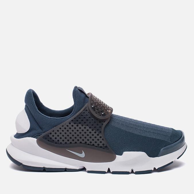 Мужские кроссовки Nike Sock Dart Work Blue/White/Black