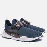Мужские кроссовки Nike Sock Dart Work Blue/White/Black фото- 2