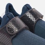 Мужские кроссовки Nike Sock Dart Work Blue/White/Black фото- 5