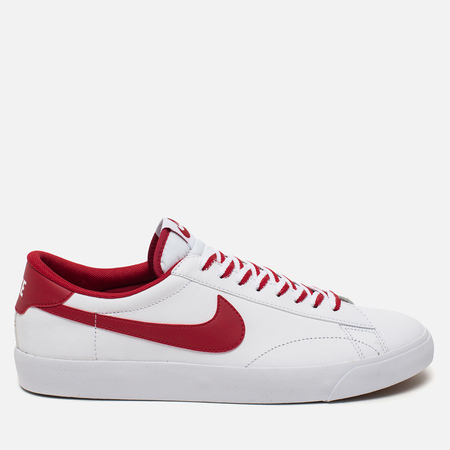 Nike Tennis Classic AC Men's Sneakers White/Gym Red