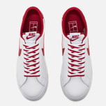 Мужские кроссовки Nike Tennis Classic AC White/Gym Red фото- 4