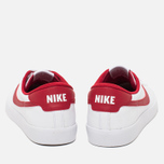 Мужские кроссовки Nike Tennis Classic AC White/Gym Red фото- 3