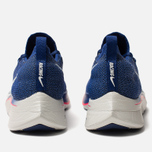 Мужские кроссовки Nike VaporFly 4% Flyknit Deep Royal Blue/Ghost Aqua/Red Orbit фото- 3