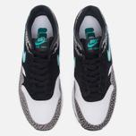 Мужские кроссовки Nike x atmos Air Max 1 Premium Retro Elephant Black/Clear Jade/White фото- 4