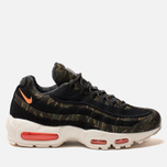 Мужские кроссовки Nike x Carhartt WIP Air Max 95 Black/Total Orange/Sail фото- 0