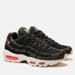 Мужские кроссовки Nike x Carhartt WIP Air Max 95 Black/Total Orange/Sail фото- 2