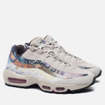 Кроссовки Nike x Dave White x size? Air Max 95 Rabbit Stone/Thunder/Light Bone фото- 2