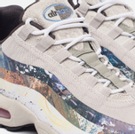 Кроссовки Nike x Dave White x size? Air Max 95 Rabbit Stone/Thunder/Light Bone фото- 3
