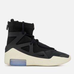 Мужские кроссовки Nike x Fear Of God Air 1 Black/Black