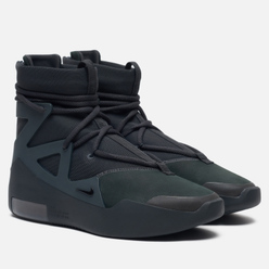 Мужские кроссовки Nike x Fear Of God Air 1 Off Noir/Off Noir