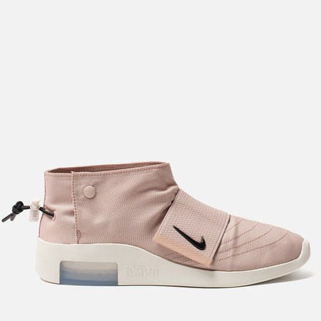 Мужские кроссовки Nike x Fear Of God Air Moccasin Particle Beige/Black/Sail