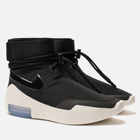 Мужские кроссовки Nike x Fear Of God Air Shoot Around Black/Black