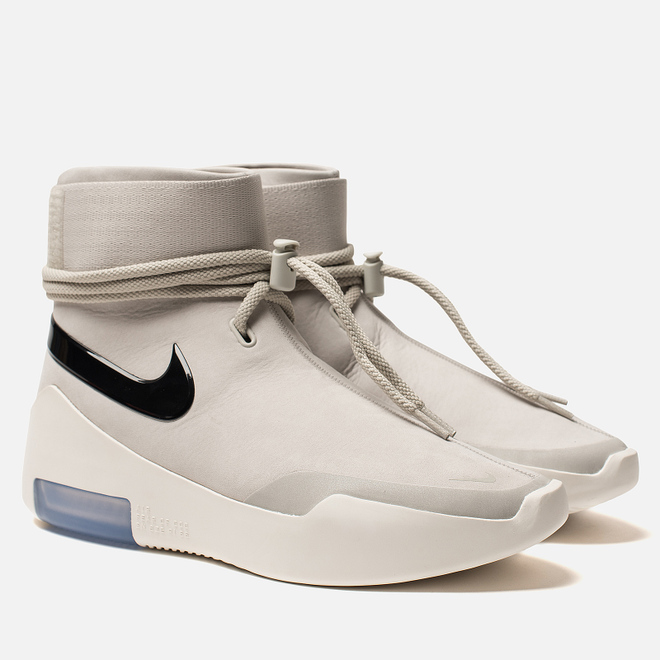 Мужские кроссовки Nike x Fear Of God Air Shoot Around Light Bone/Black