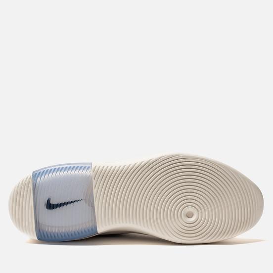 Мужские кроссовки Nike x Fear Of God Air Shoot Around Light Bone/Black