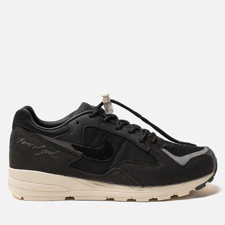 Мужские кроссовки Nike x Fear Of God Air Skylon II Black/Sail/Fossil