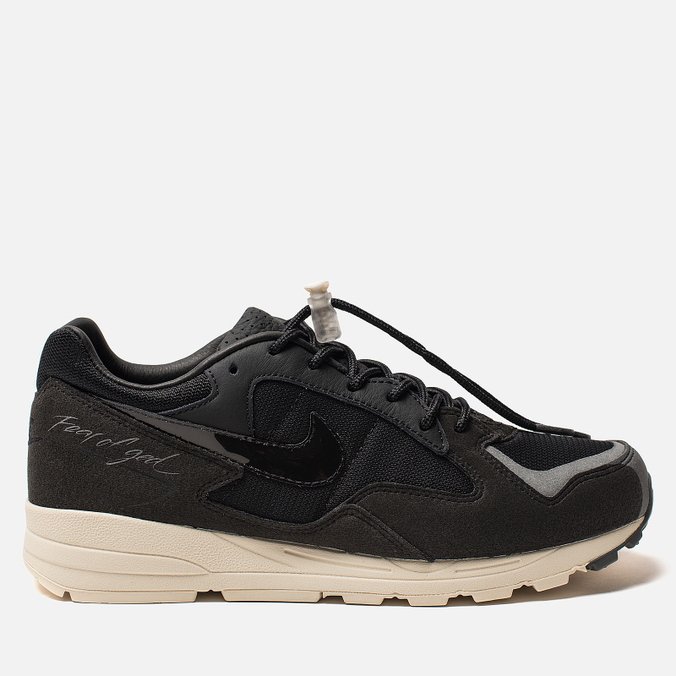 Мужские кроссовки Nike x Fear Of God Air Skylon II Black/Sail/Fossil