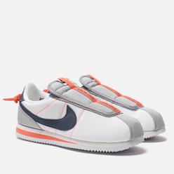 Кроссовки Nike x Kendrick Lamar Cortez Basic Slip White/Wolf Grey/Turf Orange/Thunder Blue