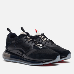 Мужские кроссовки Nike x Odell Beckham Jr. Air Max 720 Black/Summit White/Red Orbit