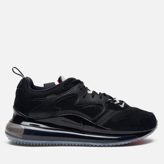 Мужские кроссовки Nike x Odell Beckham Jr. Air Max 720 Black/Summit White/Red Orbit