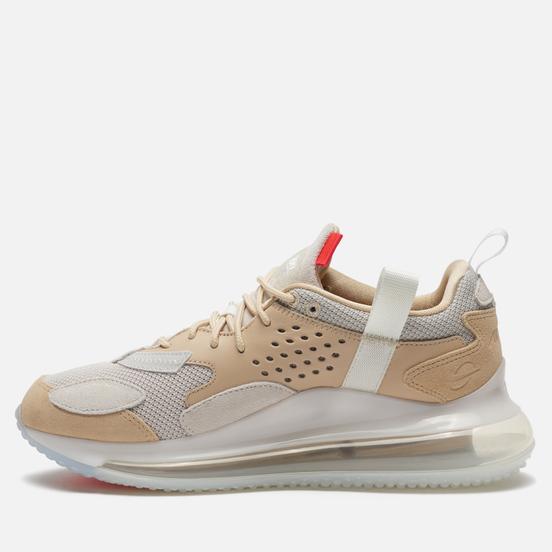 Мужские кроссовки Nike x Odell Beckham Jr. Air Max 720 Desert Ore/Light Bone/Summit White