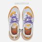 Мужские кроссовки Nike x Odell Beckham Jr. Air Max 720 Pure Platinum/Canyon Gold/Hyper Grape фото - 1