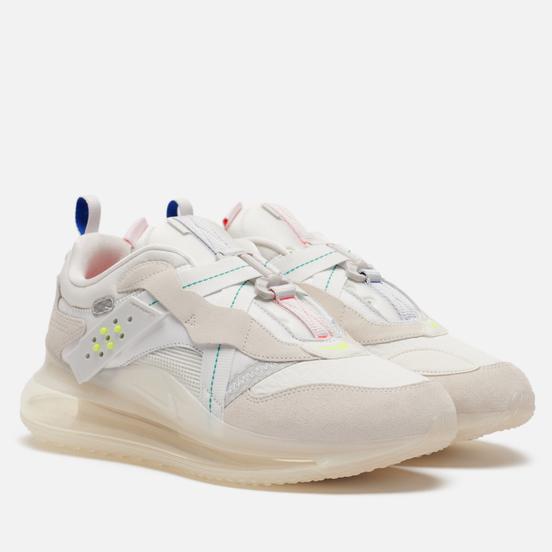 Мужские кроссовки Nike x Odell Beckham Jr. Air Max 720 Slip Summit White/Summit White/Racer Blue