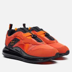 Мужские кроссовки Nike x Odell Beckham Jr. Air Max 720 Slip Team Orange/Black/Team Orange