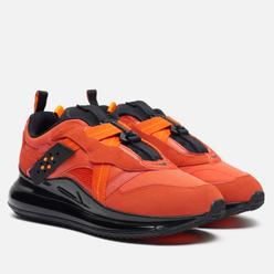 Мужские кроссовки Nike x Odell Beckham Jr. Air Max 720 Slip Team Orange/Black/Team Orange