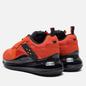 Мужские кроссовки Nike x Odell Beckham Jr. Air Max 720 Slip Team Orange/Black/Team Orange фото - 2