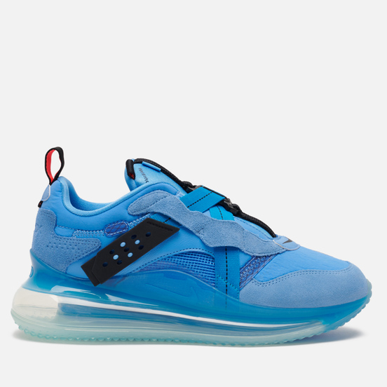 Мужские кроссовки Nike x Odell Beckham Jr. Air Max 720 Slip University Blue/Black/Industrial Blue