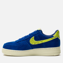 Мужские кроссовки Nike x Olivia Kim Air Force 1 '07 NXN No Cover Hyper Blue/Volt/Sail фото- 5