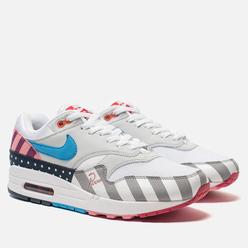 Кроссовки Nike x Parra Air Max 1 White/Multi Color