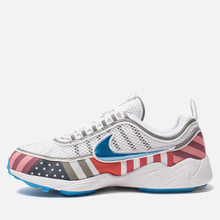 Мужские кроссовки Nike x Parra Air Zoom Spiridon White/Multi Color фото- 1
