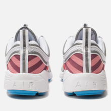 Мужские кроссовки Nike x Parra Air Zoom Spiridon White/Multi Color фото- 3