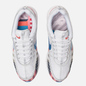 Мужские кроссовки Nike x Parra Air Zoom Spiridon White/Multi Color фото - 1