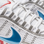 Мужские кроссовки Nike x Parra Air Zoom Spiridon White/Multi Color фото - 4