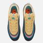 Кроссовки Nike x Sean Wotherspoon Air Max 1/97 VF Light Blue Fury/Lemon Wash фото - 1