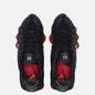 Кроссовки Nike x Skepta Shox TL Black/Metallic Silver/University Red фото - 1
