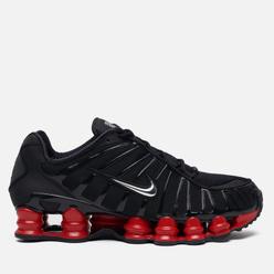 Мужские кроссовки Nike x Skepta Shox TL Black/Metallic Silver/University Red